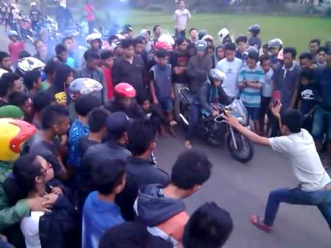 Ninja Mini Bike Drag Bike Tasikmalaya Ninja vs