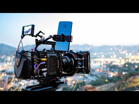 OnePlus 6 Vs Hollywood Movie Camera Arri Alexa