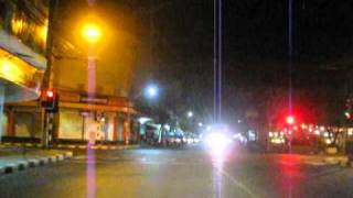 Buriram Thailand  city images : Buriram Square Entertainment Complex nightlife area thailand.mkv