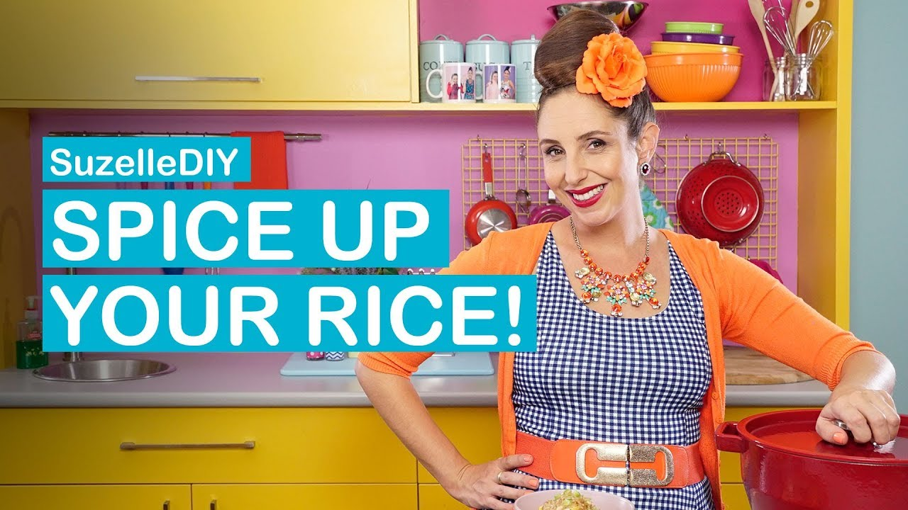How to Spice up your Rice-graphic