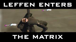 Leffen enters the matrix (blendtec)