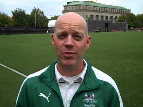 Derrek Falor Postgame vs. Robert Morris (Sept. 15)