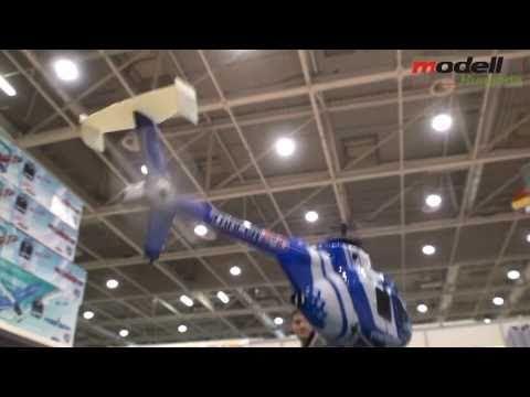 RC malūnsparnis Merlin Tracer 240