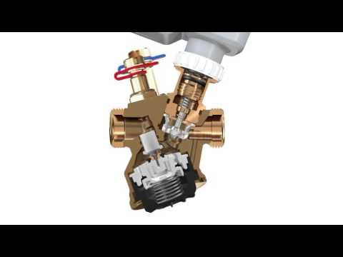 Der neue TA-Modulator. Das neue, stetige Regelventil von IMI TA/IMI Hydronic Engineering.