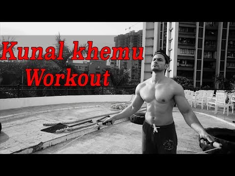 kunal khemu Hard Workout Motivational Video