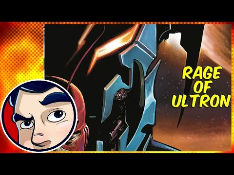 Rage of Ultron (Avengers) - Complete Story | Comicstorian видео