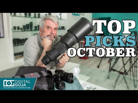 Top Picks of the month | Photography | October 2017