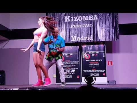 Edo & Denise 2017-05-26 - Feeling Kizomba Festival 2017