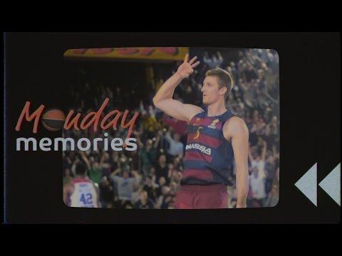 #MondayMemories: Justin Doellman, FC Barcelona Lassa