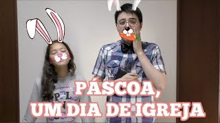 #8 SEBASTIAN E LILY - PÁSCOA, UM DIA DE IGREJA - CELSO CATHCART JR. ft. SARAH HIKARI