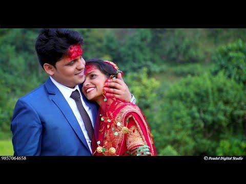 (New Nepali Wedding Highlight    LILAMANI WEDS MANISHA     Poudel Digital Gulmi - Duration: 6 minutes, 12 seconds.)