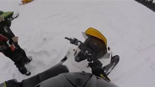 7. Skidoo Tundra 600 ACE