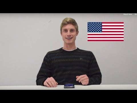People React To Their Own National Stereotypes