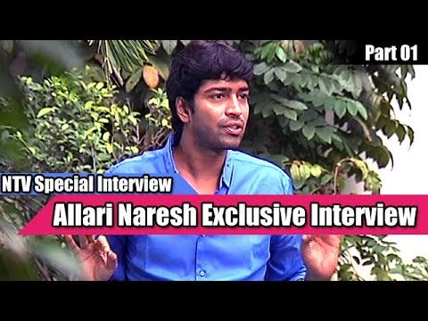 Allari Naresh Birthday Special Interview