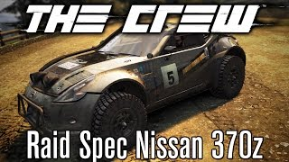 10. The Crew Beta Adventures - #7 MORE Street Racing, Raid Spec Nissan 370z, Skill Challenges & More!