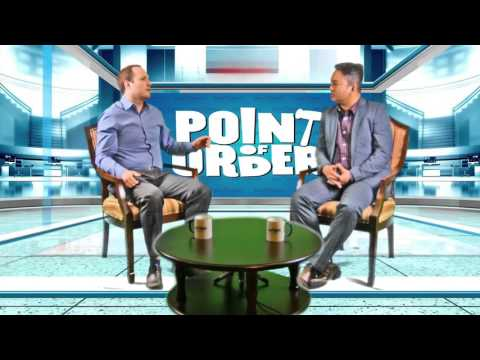 Point of Order by Deshe Bideshe TV with Nathaniel Erskine Smith