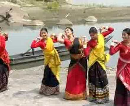 Video Assamese Bihu Dance - Jun Bai download in MP3, 3GP, MP4, WEBM, AVI, FLV January 2017