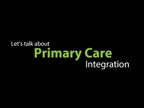 Primary Care Integration Primary Care Software App For