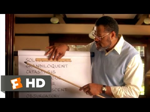 Akeelah And The Bee (5/9) Movie CLIP - Big Words Come From Little Words (2006) HD