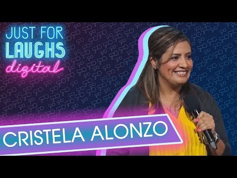 Cristela Alonzo - Pretending To Be Indian