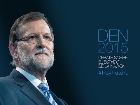 Rajoy: Estamos abriendo las puertas del empleo