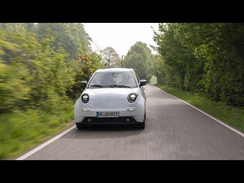 Start-up-Angebot: »e.GO Life« - das etwas andere Elektroauto