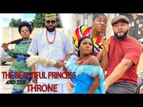 The Beautiful Princess And The Throne Part 1 (New Movie) Destiny Etito 2020 Latest Nollywood Movie