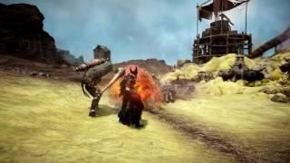 Видео к игре Black Desert из публикации: «Повелители стихий» в русской версии Black Desert