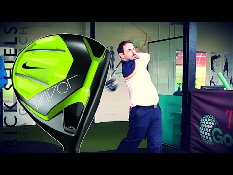 Nike Vapor PRO Driver Tested by 13 Handicapped Golfer