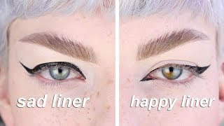 Video how i do my eyeliner  ( ͡° ͜ʖ ͡°)  *hooded eyes* MP3, 3GP, MP4, WEBM, AVI, FLV Agustus 2019