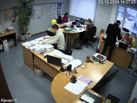 Как выбрать лучшую систему видеонаблюдения для офиса?