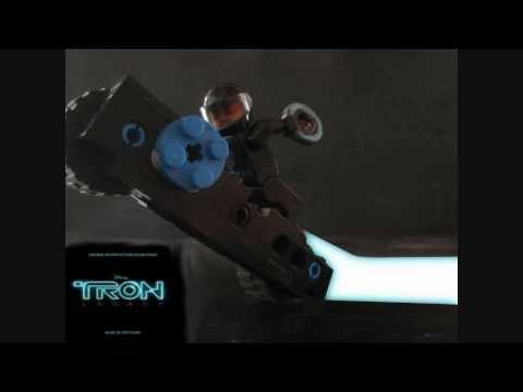 Tron Legacy Trailer. In LEGO!!