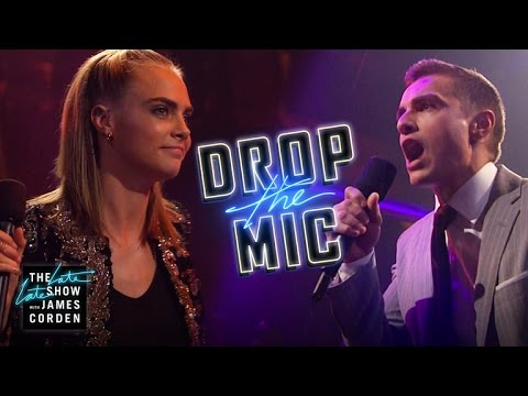 Download Drop the Mic w/ Cara Delevingne & Dave Franco HD Mp4 3GP Video and MP3