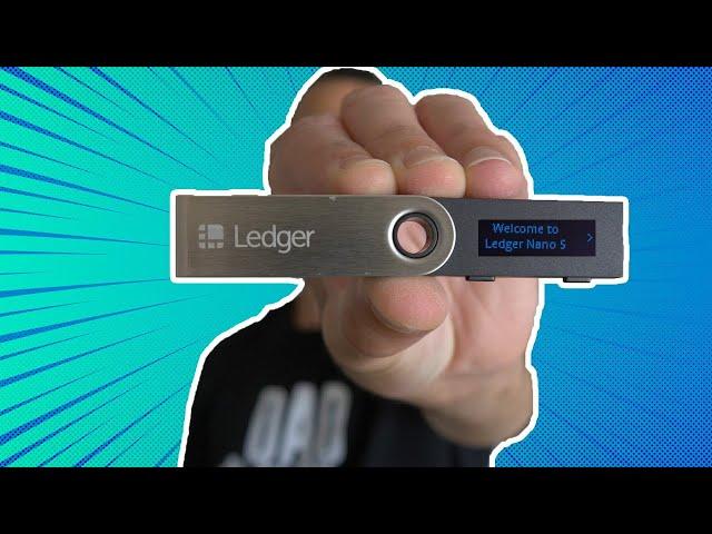 ארנק החומרה הראשון שלי | Ledger Nano S
