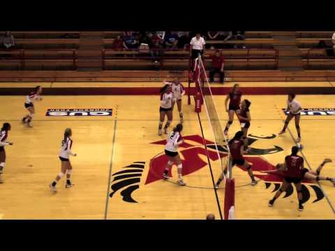 Volleyball Highlights vs. Southern Utah (Nov. 8)