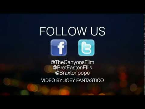 0 Paul Schrader & Bret Easton Ellis | The Canyons   Teaser Trailer#1