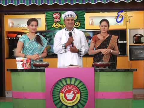 Abhiruchi Cookery Show – 27th April Latest