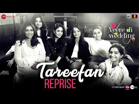 Lisa Mishra Qaran Tareefan Reprise From Veere Di Wedding