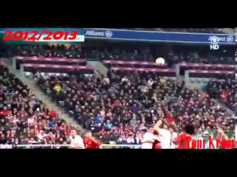 ฟุตบอลโลก 2014 - โทนี่ โครส มิดฟิลด์เท้าชั่งทองของอิทรีเหล็ก