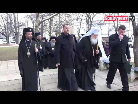 Враца се прости с митрополит Калиник