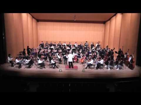 【ラデツキーマーチ】SJO、蔵波中学校音楽部、昭和中学校管弦楽部、袖ヶ浦交響楽団
