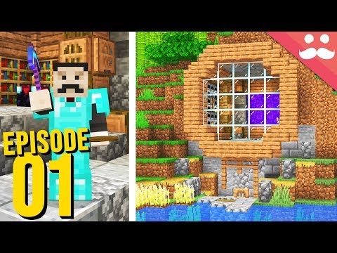 Hermitcraft 7: Episode 1 - NEW BEGINNINGS!