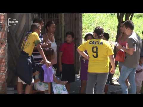 Família não é retirada em reintegração em Diadema;