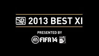 2013 MLS Best XI Announced