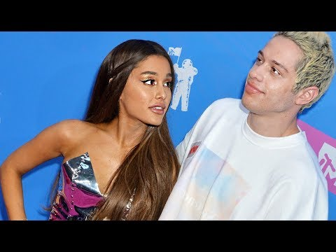 Ariana Grande Responds To Break Up With Pete Davidson | Hollywoodlife