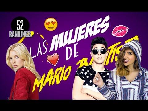 LAS MUJERES DE MARIO BAUTISTA - 52 Rankings Temporada 2