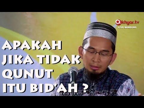 Video Apakah Jika Tidak Qunut itu Bid'ah? ► Ustadz Adi Hidayat Lc MA download in MP3, 3GP, MP4, WEBM, AVI, FLV January 2017