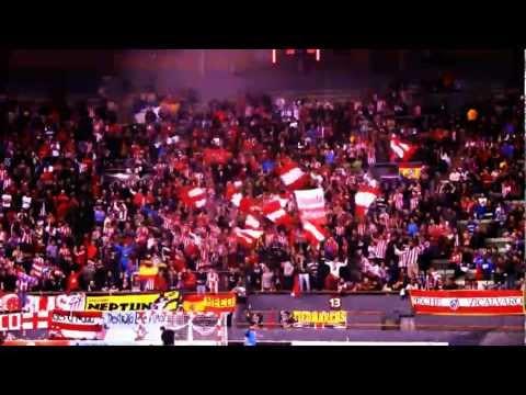 Frente Atlético en balonmano