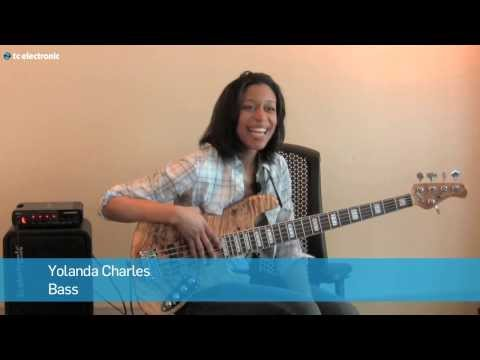 "In this Yolanda Charles creates her ""Puss In Boots"" TonePrint for the Vortex Flanger pedal from TC Electronic."