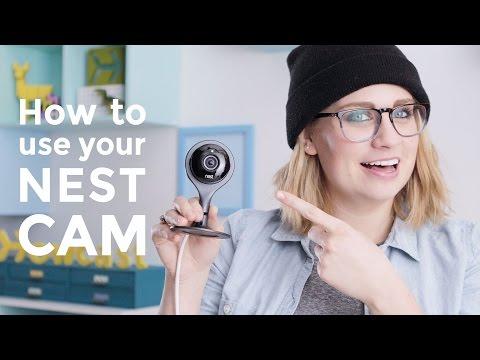 How to use the Nest Cam   Howcast Tech